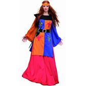 Disfraz de guerrera medieval Lys