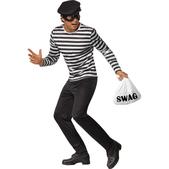 Disfraz de atracador de bancos