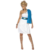 Disfraz de belleza romana