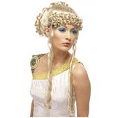 Peluca diosa griega deluxe