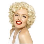 Perruque de Marilyn Monroe