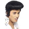 Peluca Elvis tupé Deluxe