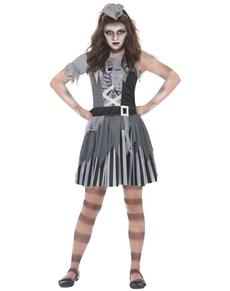 Disfraz de pirata de barco fantasma para mujer