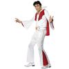 Disfraz de Elvis blanco