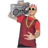 Radiocassette hinchable