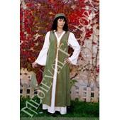 Vestido medieval Brial Julieta