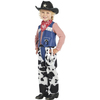 Disfraz de vaquero con soga infantil