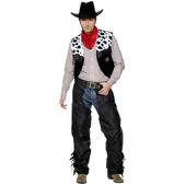 Disfraz de vaquero de la ley