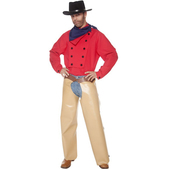 Disfraz de vaquero John Wayne