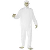 Disfraz de abominable Yeti
