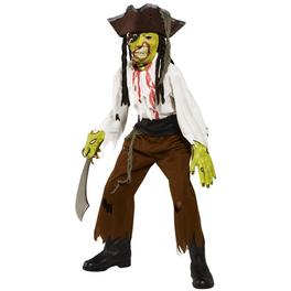 Disfraz de pirata moribundo para niño