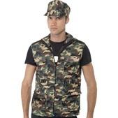 Kit de militaire camouflage