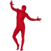 Disfraz Segunda Piel rojo