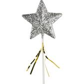 Varita mágica de estrella brillante