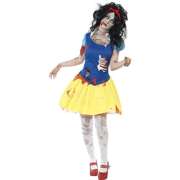 Disfraz de princesa Nieves zombie: comprar online en Funidelia.