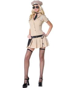 Disfraz de Sheriff Fever para mujer