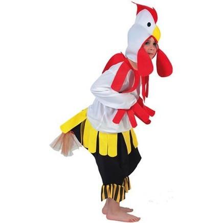 Disfraz de gallo niño