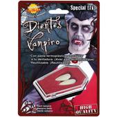 Colmillos de vampiro grandes