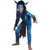Disfraz de guerrero jungla niño