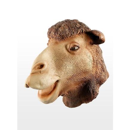 Máscara de camello