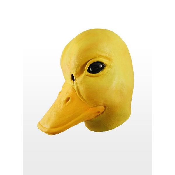 Máscara de pato amarillo: comprar online en Funidelia.
