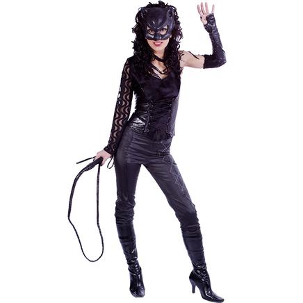 Disfraz de cat woman