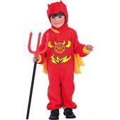 Disfraz de demonio niño