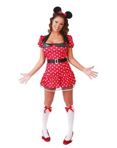 Disfraz de ratoncita Minnie