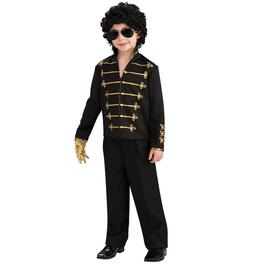 Americana Michael Jackson impresa para niño