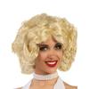 Peluca Marilyn Hollywood girl