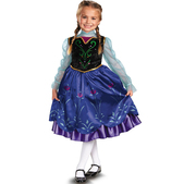 Anna: Frozen Prestige Child  Costume