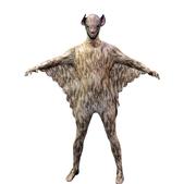 Disfraz de murciélago Morphsuits infantil
