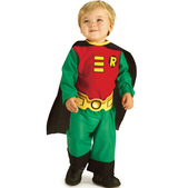 Disfraz de Robin Titán para bebé