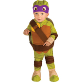Disfraz de Donnie Tortugas Ninja para bebé