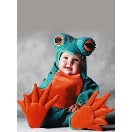 Disfraz de rana Tom Arma para bebé