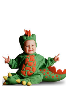 Disfraz de dinosaurio Tom Arma para bebé