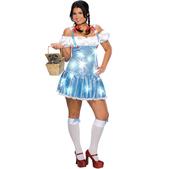 Disfraz de Sexy Dorothy talla grande