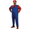 Disfraz de Super Mario Bros talla grande