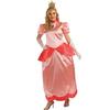 Disfraz de Princesa Peach Deluxe talla grande
