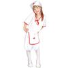 Disfraz de enfermera clásica para niña
