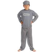 Déguisement de prisonnier pour garçon