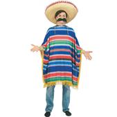 Disfraz de mejicano adulto
