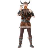 Déguisement d'un viking brut