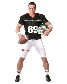 Disfraz de quarterback