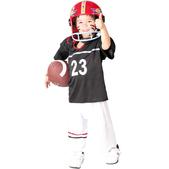 Disfraz de quarterback para niño