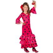 Disfraz de andaluza para niña