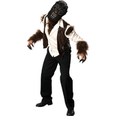 Costume de loup-garou The Wolfman