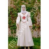 Vestido Zara Templario