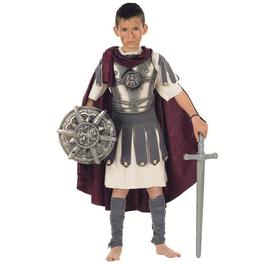 Disfraz de troyano niño
