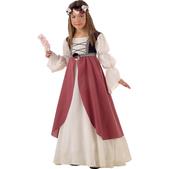 Disfraz de Clarisa medieval niña